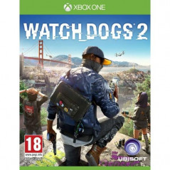 WATCH DOGS 2 XONE EURO NEW