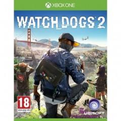 WATCH DOGS 2 XBOX ONE FR NEW