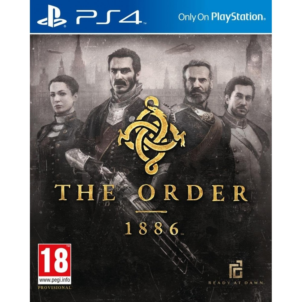 THE ORDER 1886 PS4 FR OCCASION