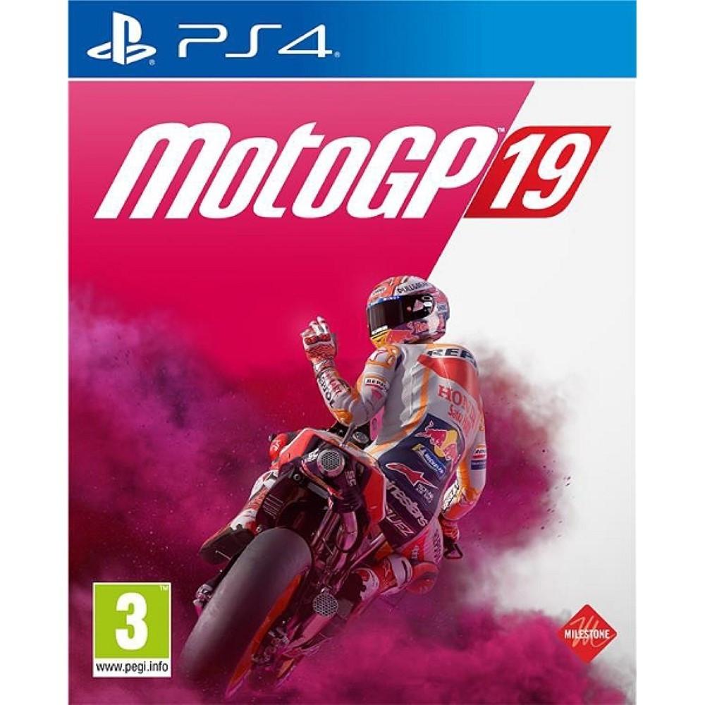 MOTO GP 19 PS4 FR NEW