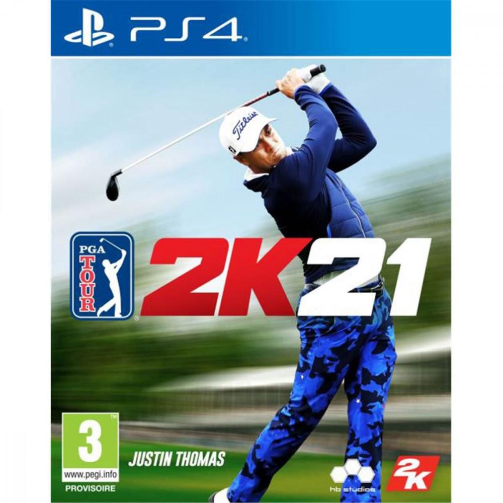 PGA TOUR 2K21 - PS4 FR Preorder