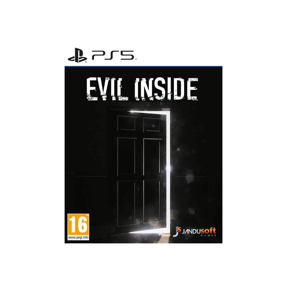 EVIL INSIDE PS5 EURO NEW