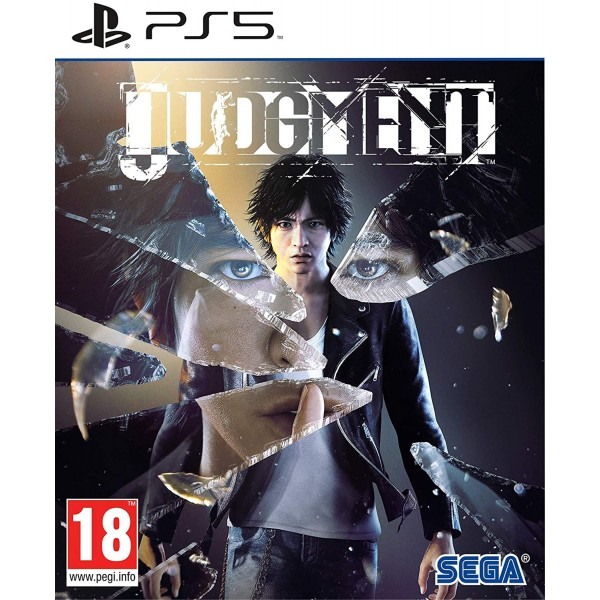 JUDGMENT PS5 FR OCCASION