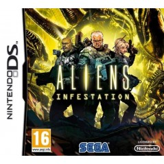 ALIENS INFESTATION NDS FR OCCASION