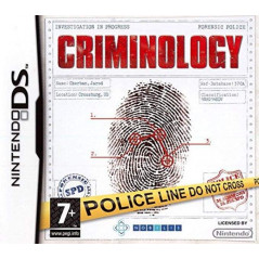 CRIMINOLOGY NDS FR OCCASION