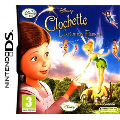 DISNEY CLOCHETTE ET L EXPEDITION FEERIQUE NDS FR OCCASION