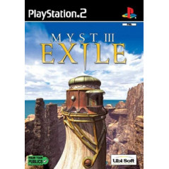 MYST III EXILE PS2 PAL-FR OCCASION