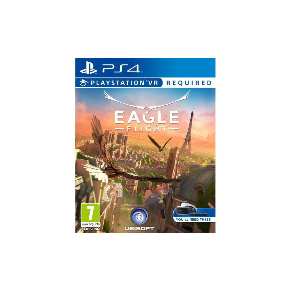 EAGLE FLIGHT VR PS4 EURO NEW