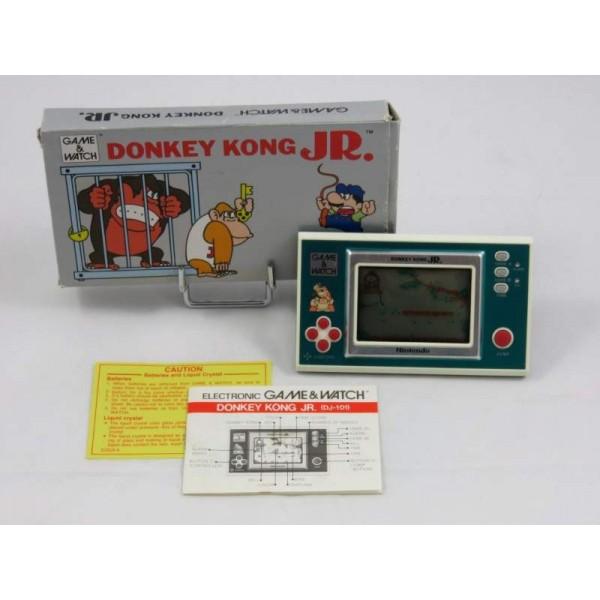 GAME & WATCH DONKEY KONG JR. (DJ-101) USA (IMPORT FRANCE) OCCASION