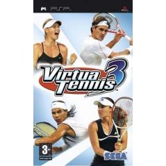 VIRTUA TENNIS 3 PSP FR OCCASION