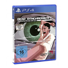 DEAD SYNCHRONICITY TOMORROW COMES TODAY PS4 FR NEW