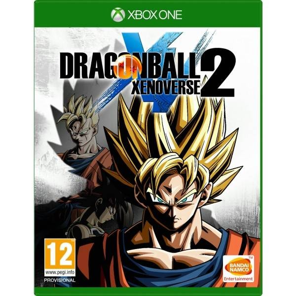 DRAGON BALL XENOVERSE 2 XONE UK OCCASION