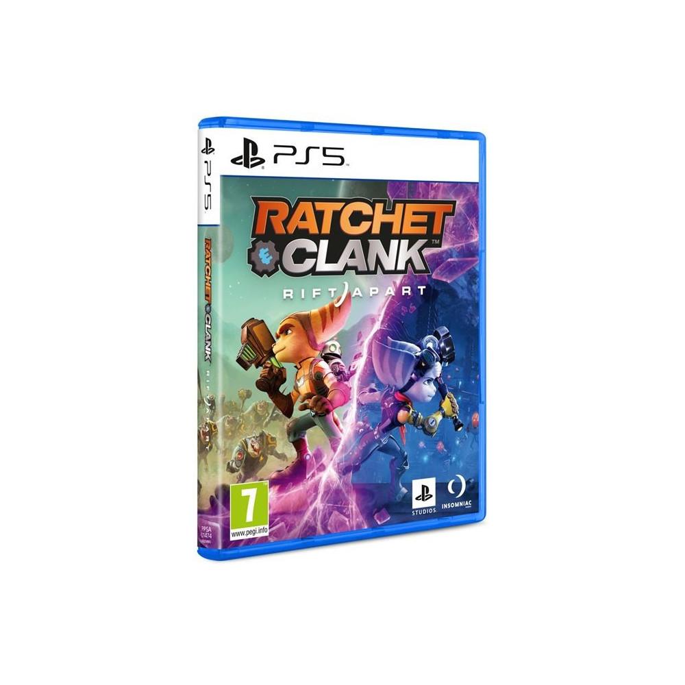 RATCHET & CLANK RIFT APART PS5 FR OCCASION