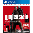 WOLFENSTEIN : THE NEW ORDER - OCCUPIED EDITION PS4 PAL OCC