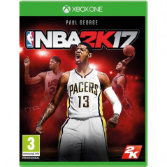NBA 2K17 XBOX ONE FR NEW