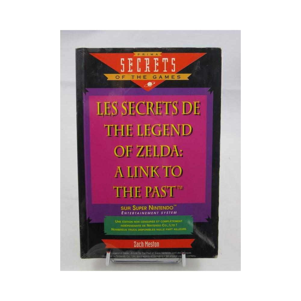 LES SECRETS DE THE LEGEND OF ZELDA: A LINK TO THE PAST PRIMA SECRETS OF THE GAMES OCCASION