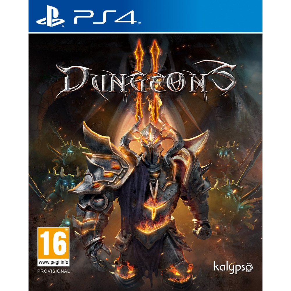 DUNGEONS 2 PS4 UK