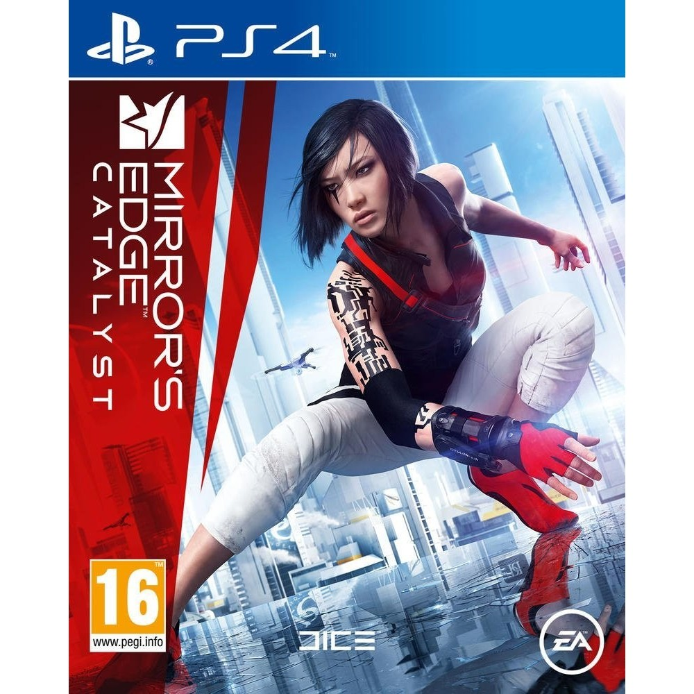 MIRROR S EDGE CATALYST PS4 FR OCCASION
