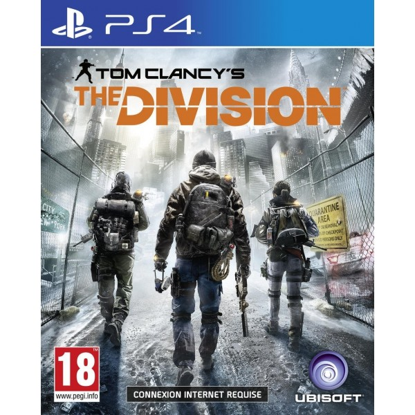 THE DIVISION PS4 FR OCCASION