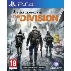 THE DIVISION PS4 VF OCCASION