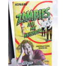 ZOMBIES ATE MY NEIGHBOURS GENESIS NTSC-USA OCCASION