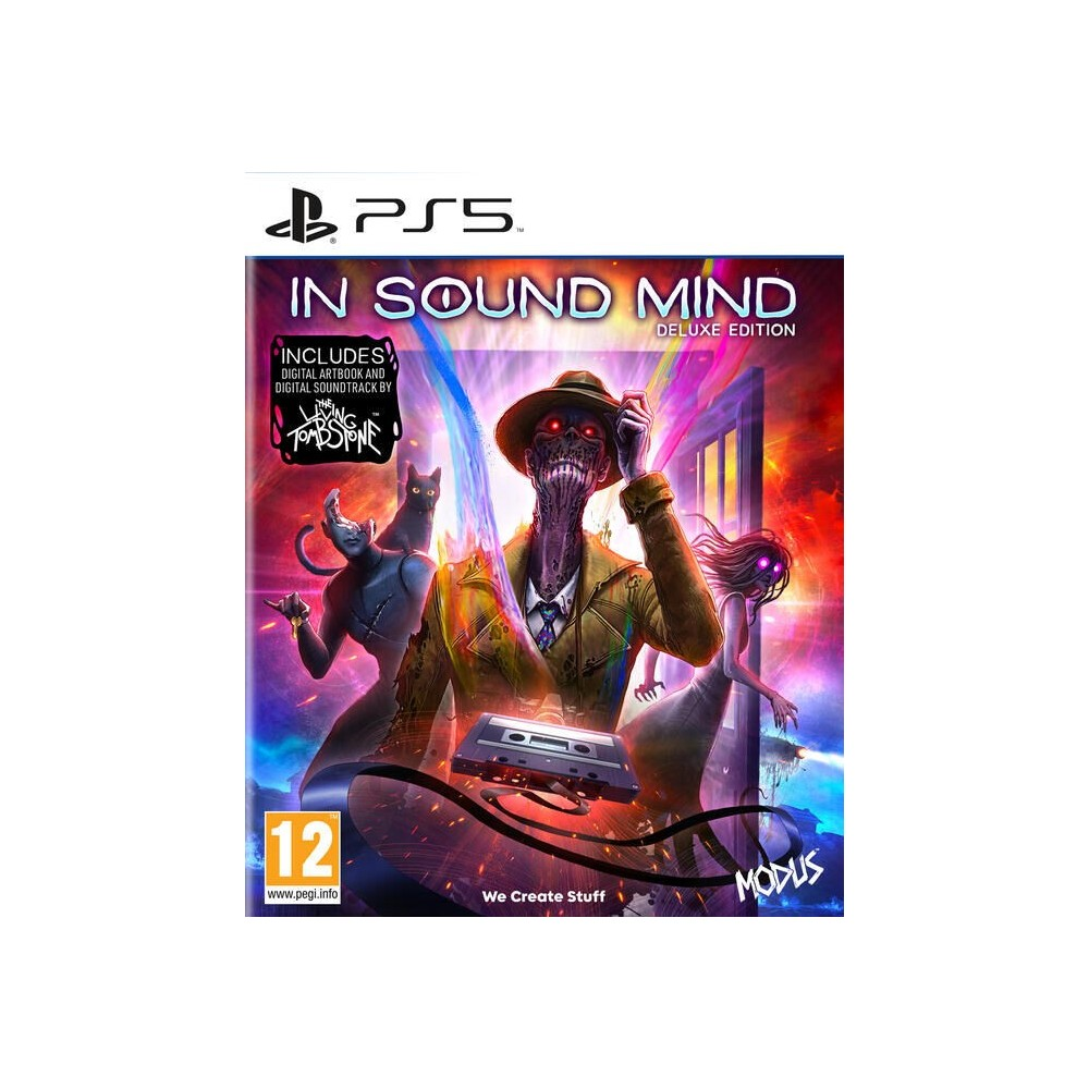 In Sound Mind Deluxe Edition PS5 EURO - Précommande