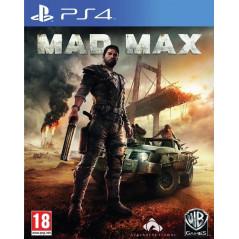 MAD MAX PS4 VF