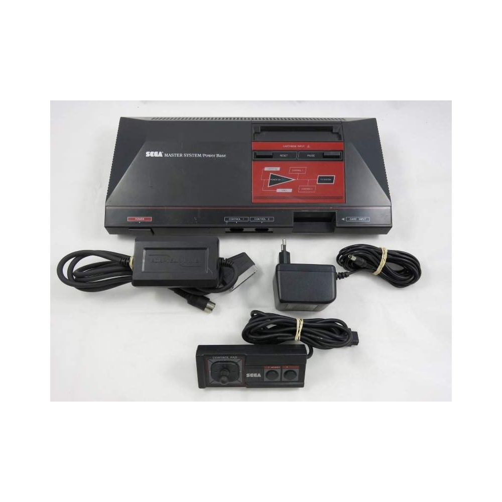 CONSOLE MASTER SYSTEM 1 PAL-EURO OCCASION