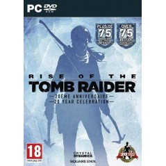 RISE OF THE TOMB RAIDER 20 EME ANNIVERSAIRE PC EURO NEW