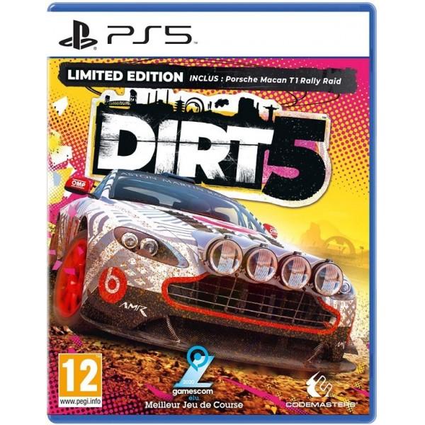 DIRT 5 PS5 FR NEW