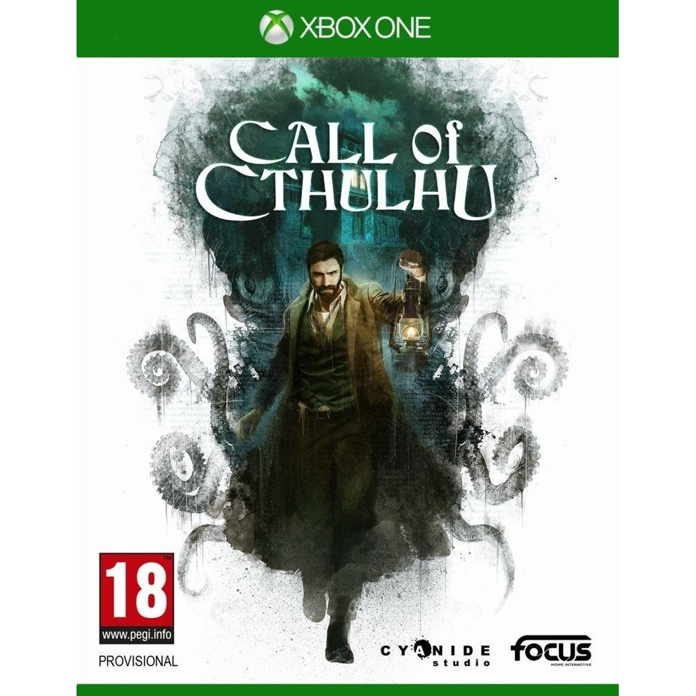 CALL OF CTHULHU XBOX ONE FR OCCASION