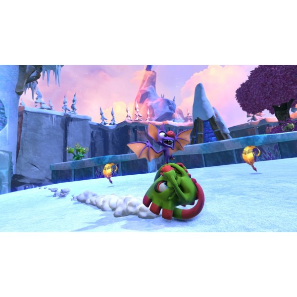 YOOKA-LAYLEE SWITCH US OCCASION(LIMITED RUN GAME COLLECTION)