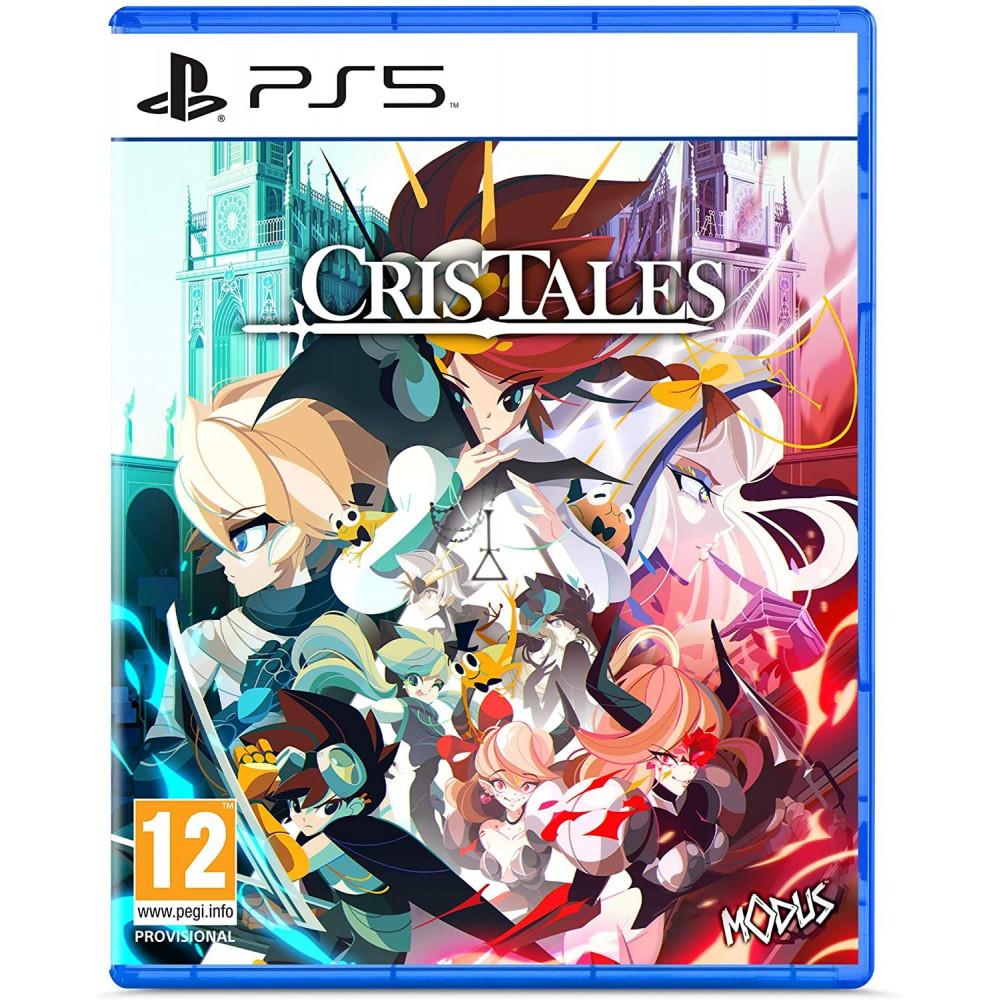 CRIS TALES - PS5 FR Précommande