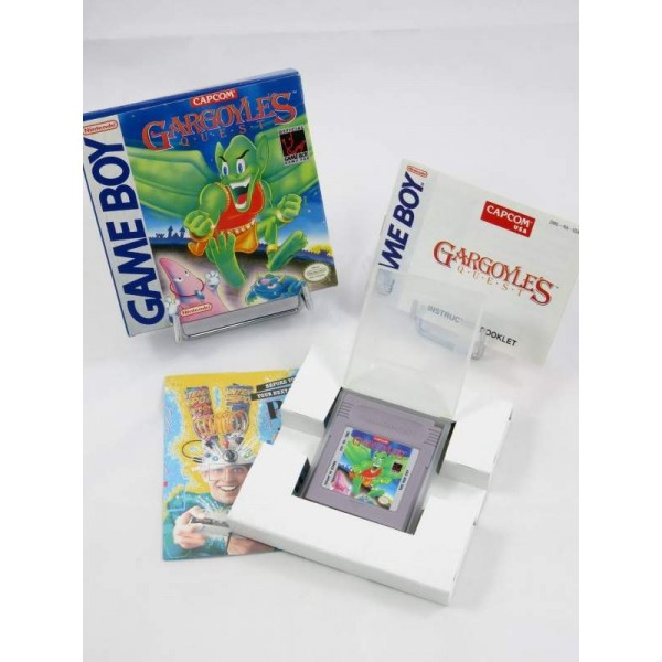 GARGOYLE S QUEST GAMEBOY USA OCCASION (IMPORT FR)