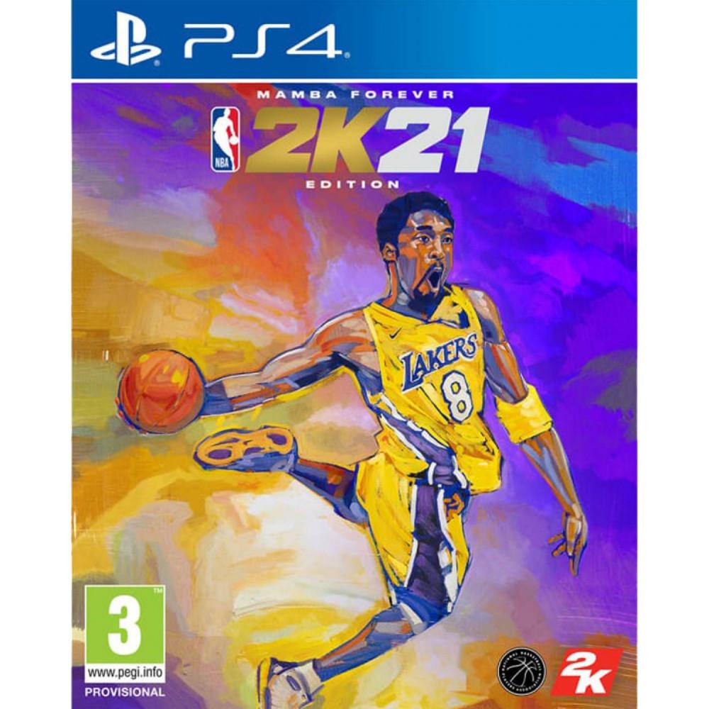 NBA 2K21 EDITION MAMBA FOREVER - PS4 FR Précommande