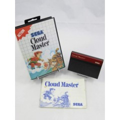 CLOUD MASTER MASTER SYSTEM PAL-EURO OCCASION