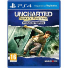 UNCHARTED DRAKE S FORTUNE REMASTERED PS4 FRANCAIS NEW