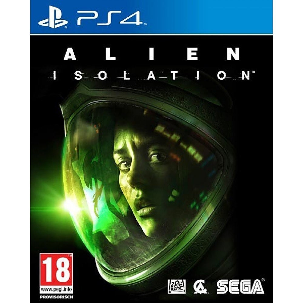ALIEN ISOLATION PS4 FR OCCASION
