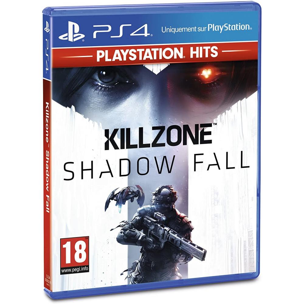 KILLZONE SHADOW FALL PLAYSTATION HITS PS4 FR NEW