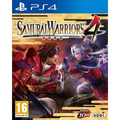 SAMURAI WARRIORS 4 PS4 VF OCC