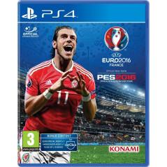 EURO 2016 PES 16 PS4 UK
