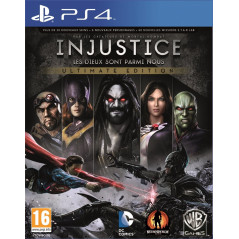 INJUSTICE ULTIMATE ED. PS4 VF