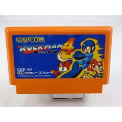 ROCKMAN 4 FAMICOM NTSC-JPN LOOSE