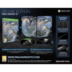 FINAL FANTASY XV DELUXE EDITION XONE EURO FR NEW