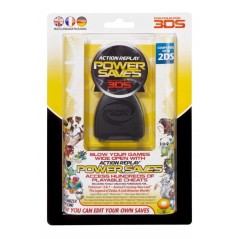 3DS POWERSAVES ACTION REPLAY