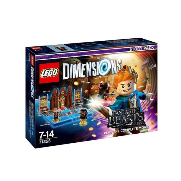 FIGURINE LEGO DIMENSION FANTASTIC BEASTS STORY PACK NEW