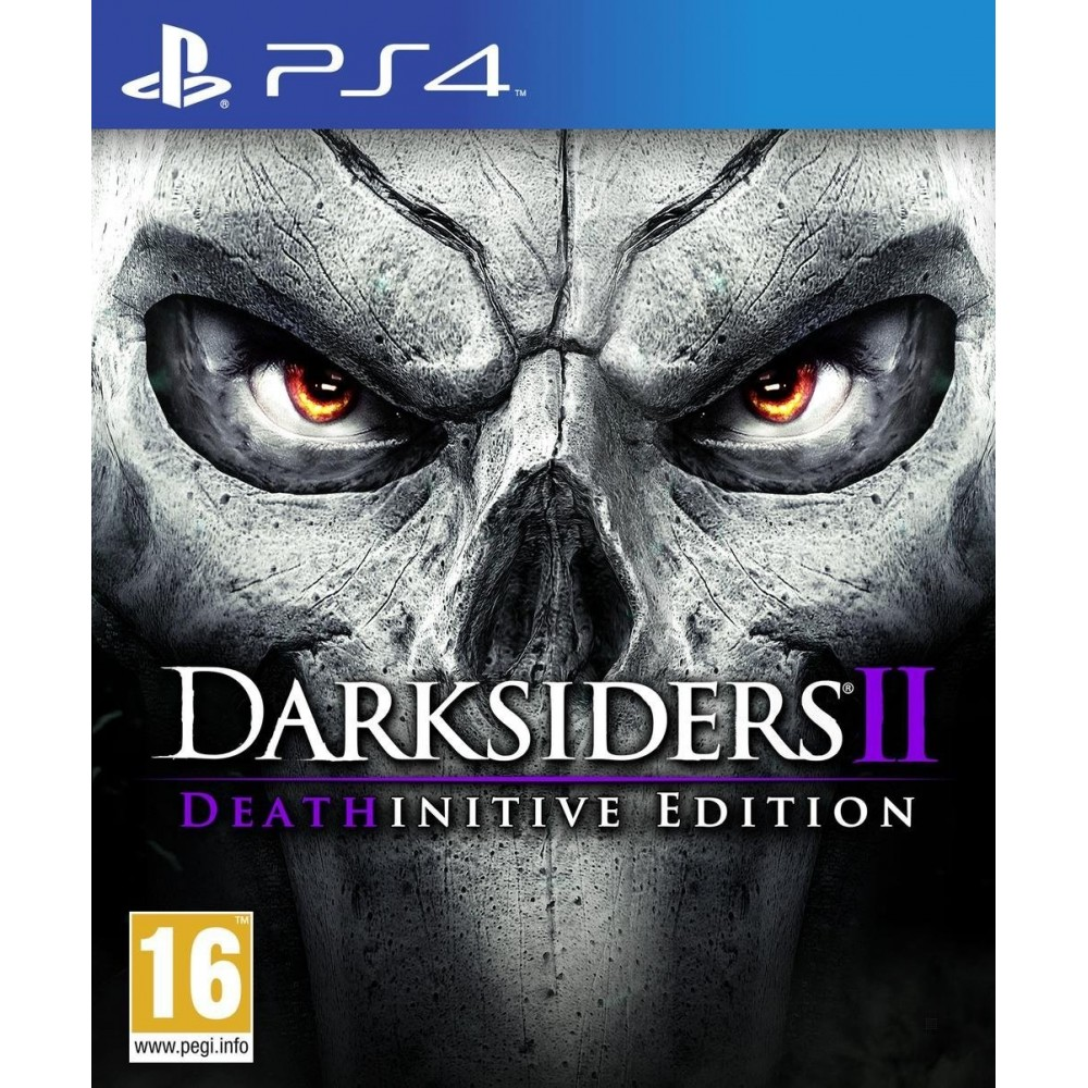 DARKSIDERS 2 DEATHINITIVE ED. PS4 VF