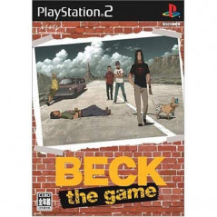 BECK THE GAME PS2 NTSC-JPN OCCASION