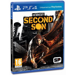 INFAMOUS SECOND SON PS4 VF OCC