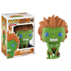 BOBBLE HEAD POP 136 BLANKA STREET FIGHTER NEW